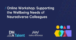Online workshop: supporting the well being Needs of Neurodiverse Colleagues