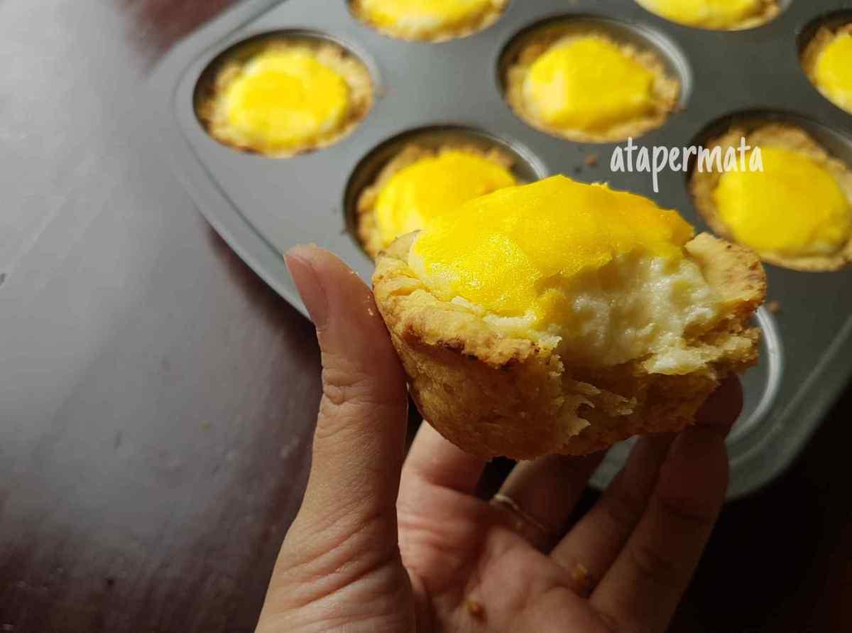 [Ala Ata] Hokkaido Cheese Tart