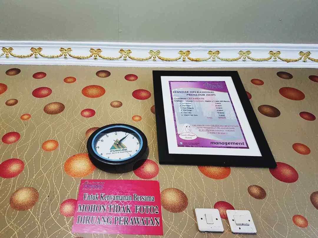 Rumah Cantique Amanie Salon dan Spa Muslimah 2