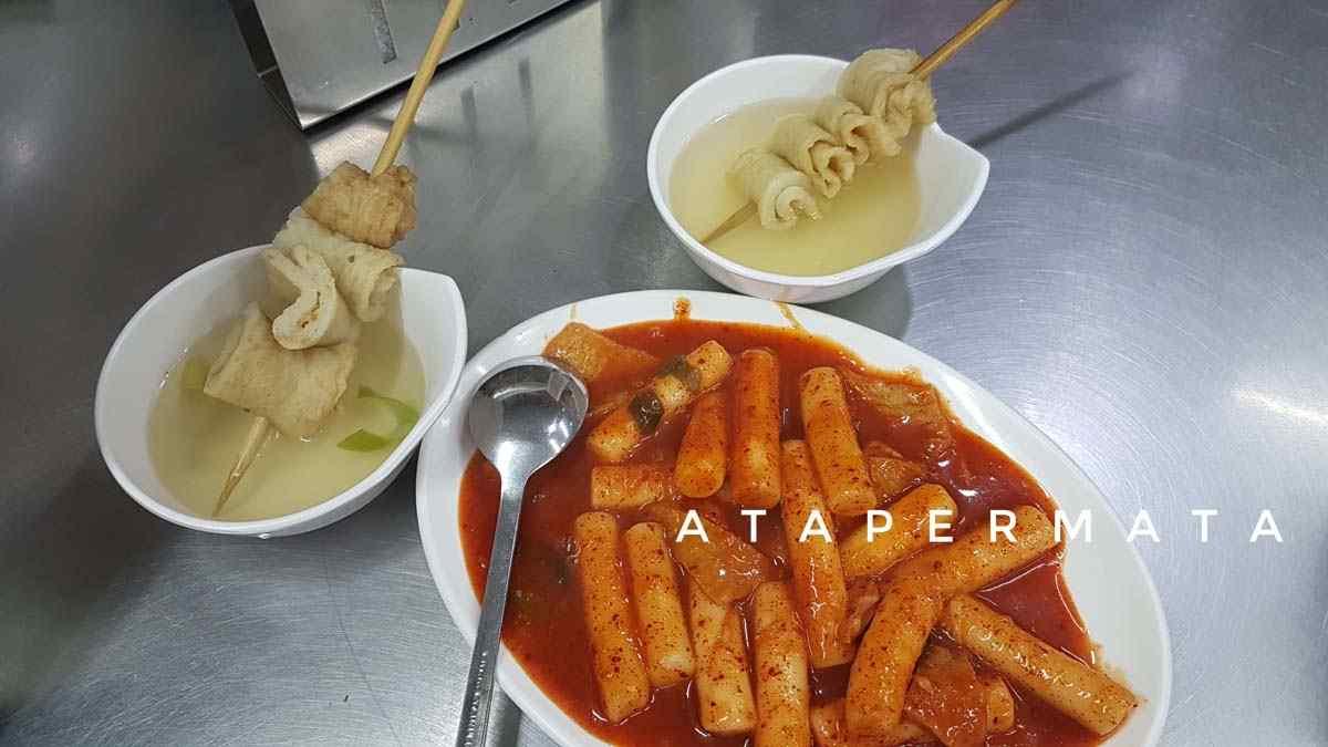 Belanja Snack Korea di K-Mart Wijaya