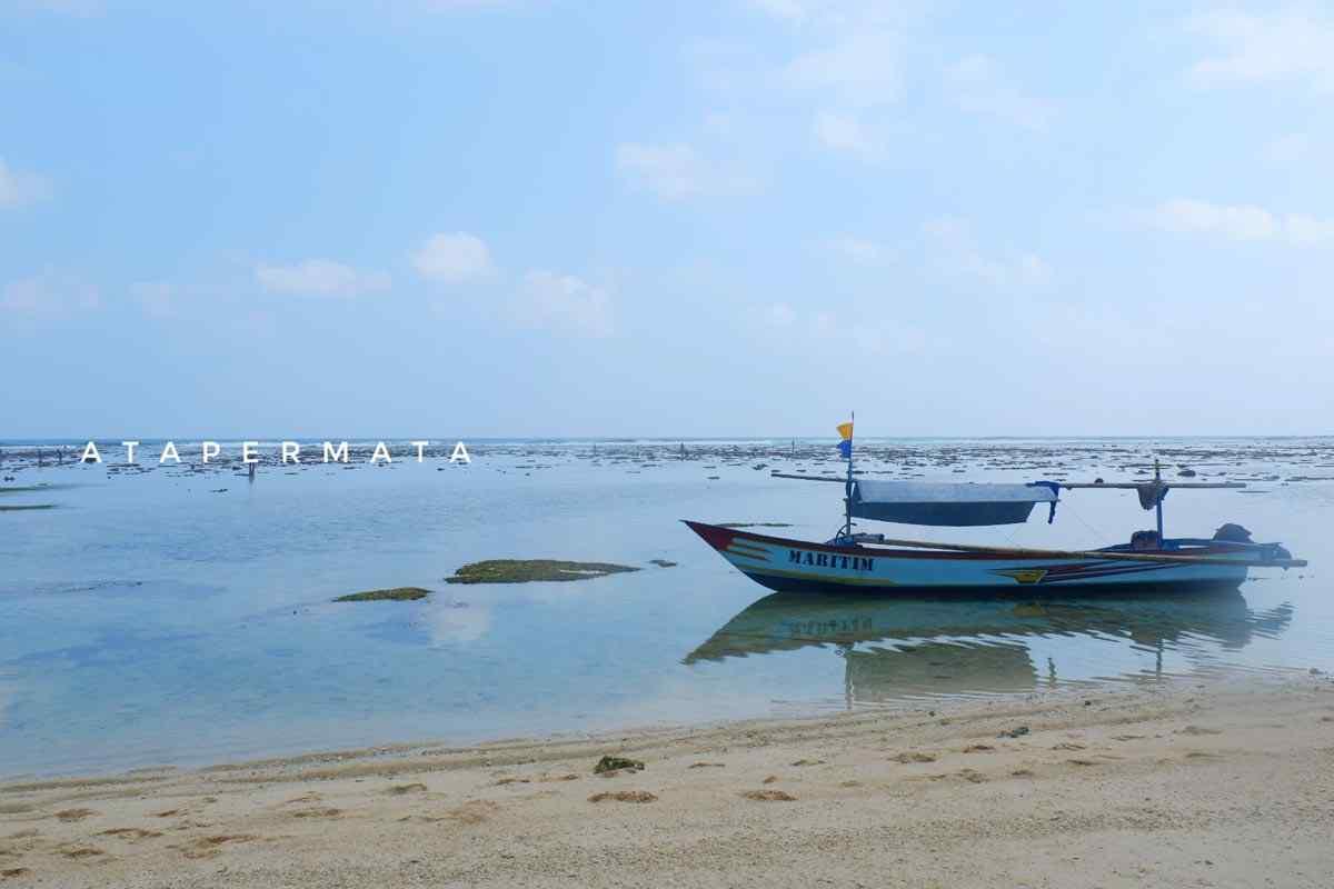 Pantai-Pantai Cantik di Kaur, Bengkulu