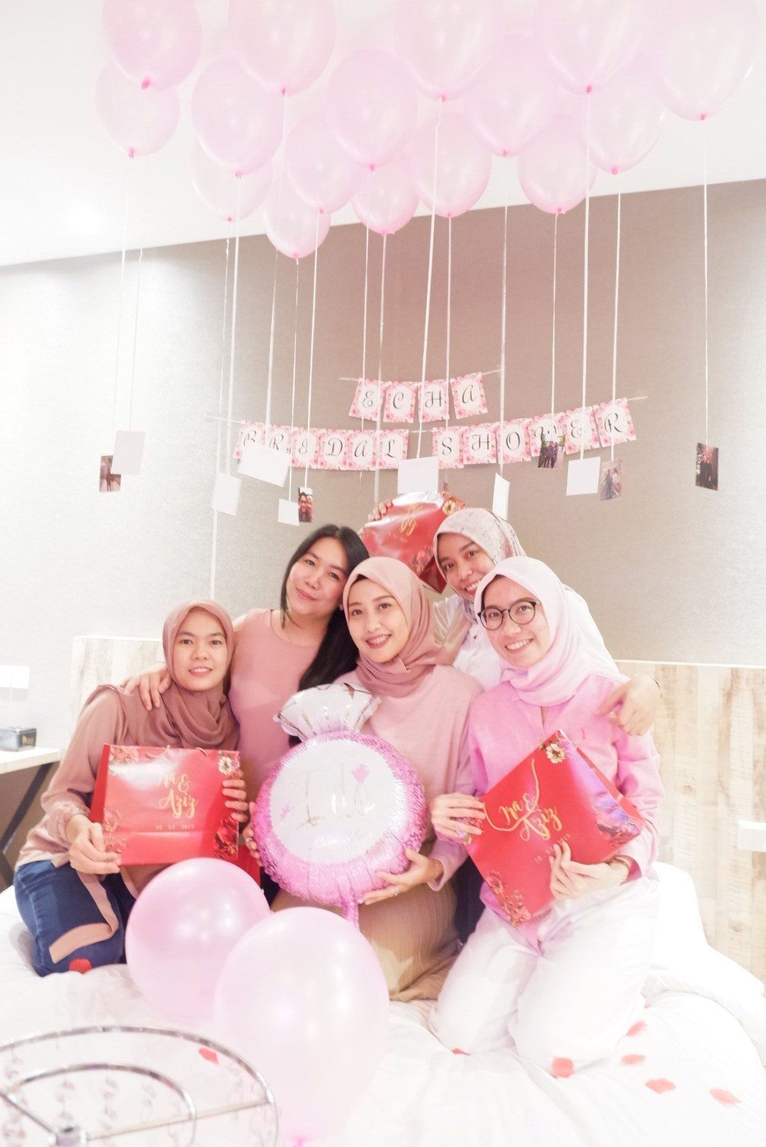 Bridal Shower Echa