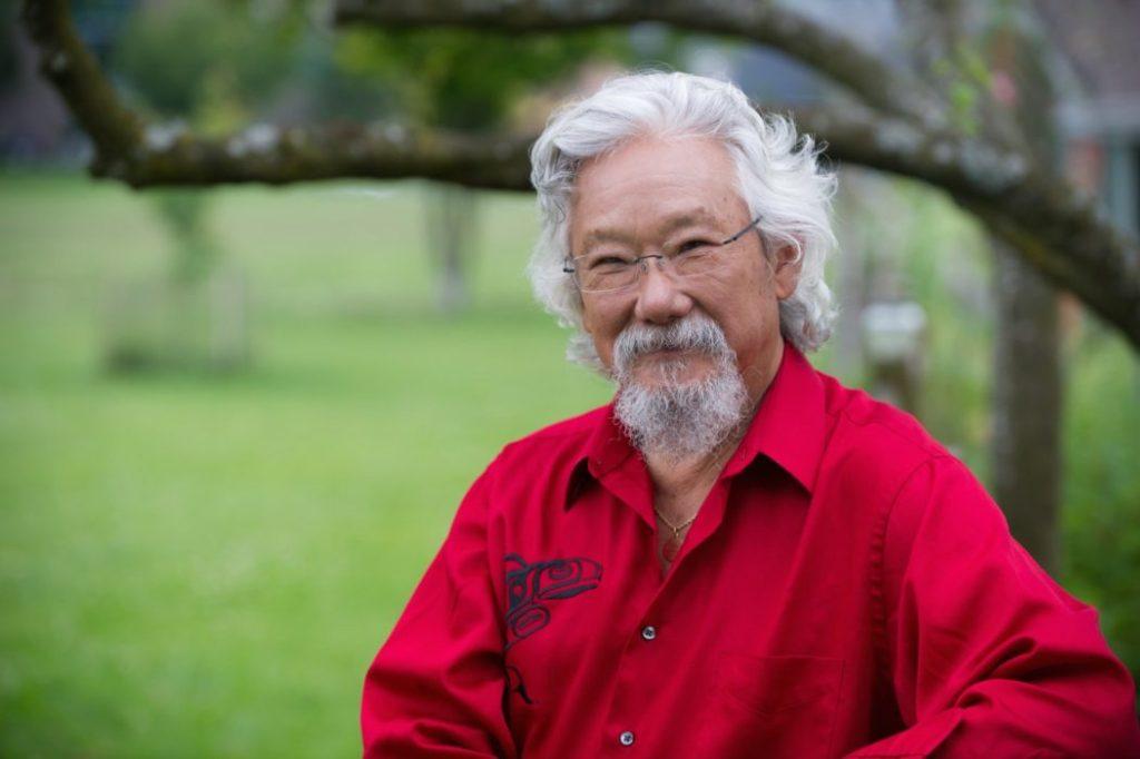 People In Alberta (Canada) Are ed About David Suzuki - Ataraxik