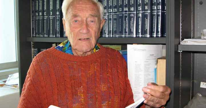 David Goodall, 104, Renews Debate On Assisted Suicide