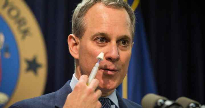 Eric Schneiderman and Blackout Alcoholism