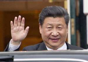 Xi Jinping - facebook shares user data with chinese companies