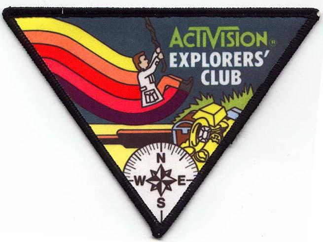 Explorers Club badge