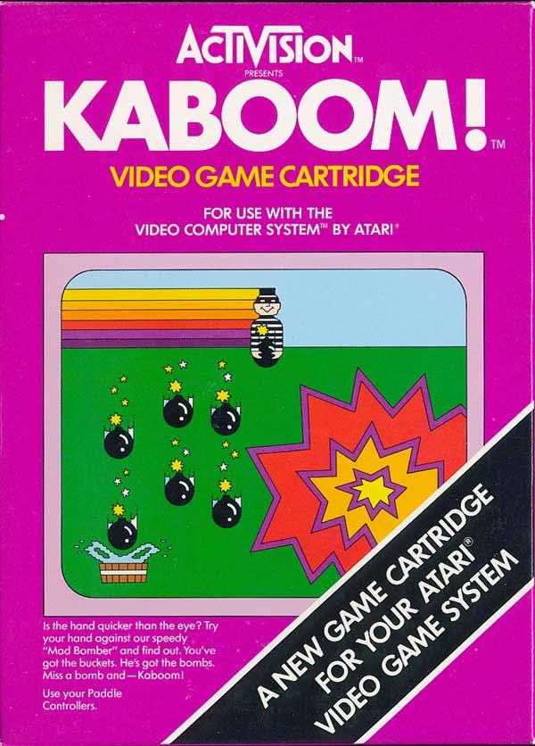 Kaboom box
