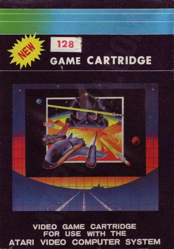 Atari 2600 VCS 128 In 1 Game Scans Dump Download
