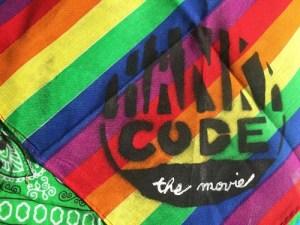 rainbow hanky