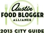 Austin Food Blogger Alliance City Guide