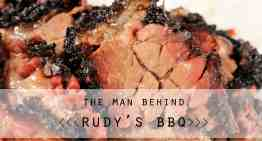 In The Kitchen With Ken Schiller of Rudy's BBQ