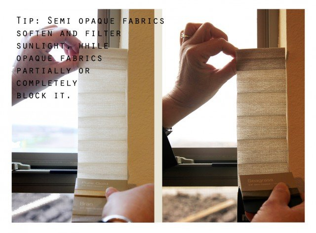 Window covering tips