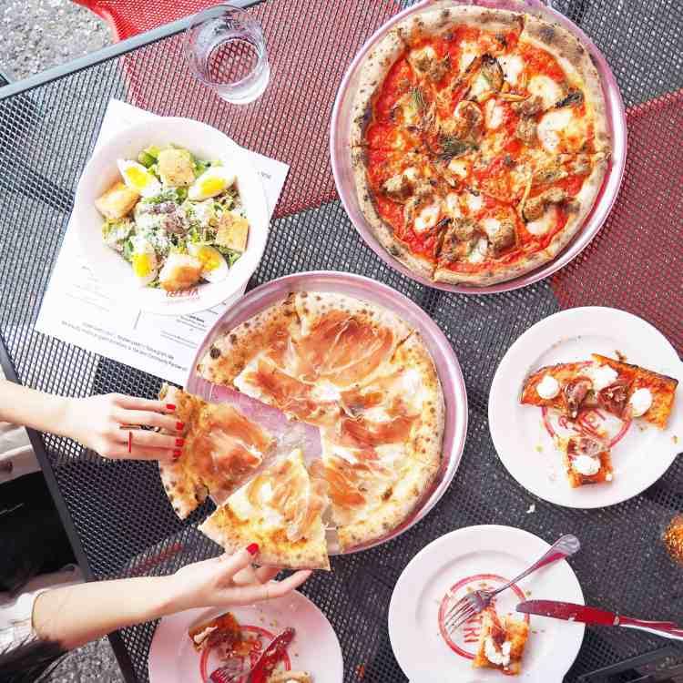 Pizzeria Vetri