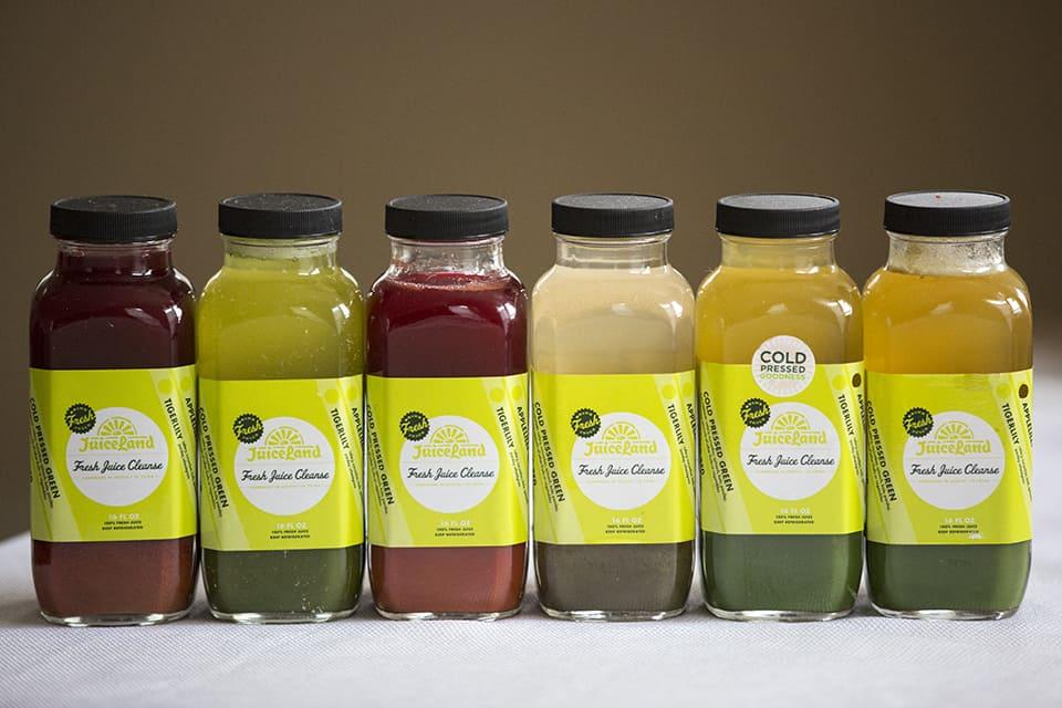 JuiceLand, Juice Cleanse, Austin Juice Cleanses
