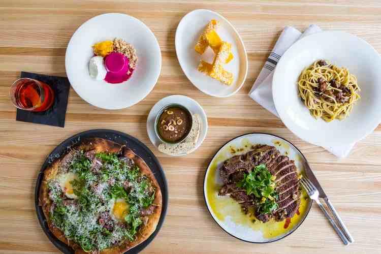 Italic Restaurant in Austin