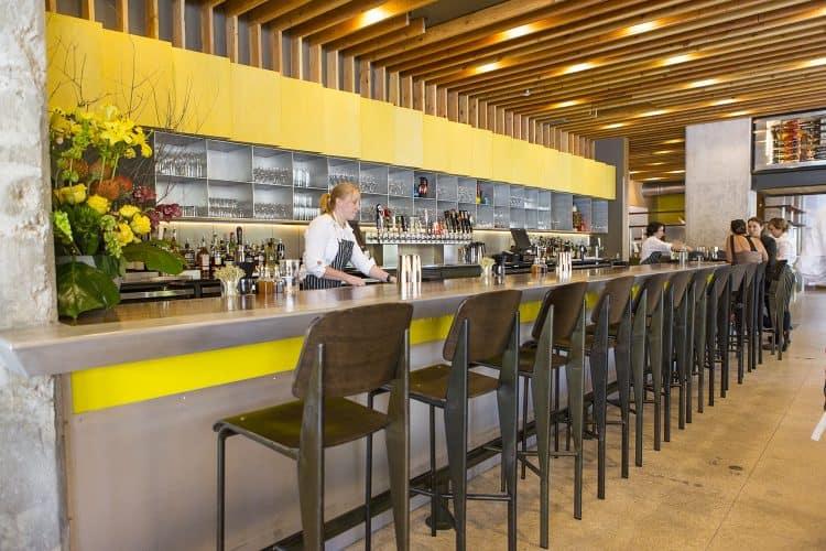 Italic Restaurant in Ausin