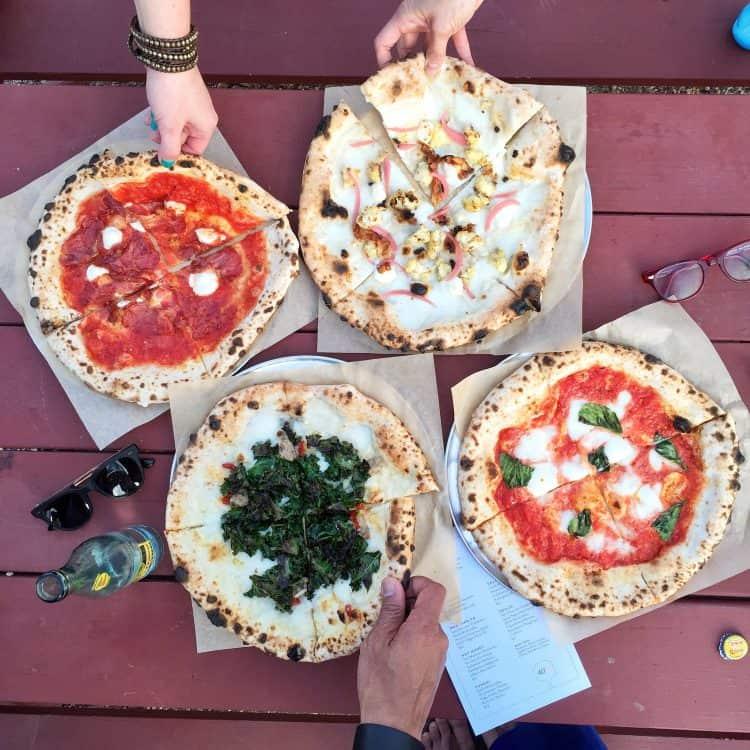 40 North Pizza