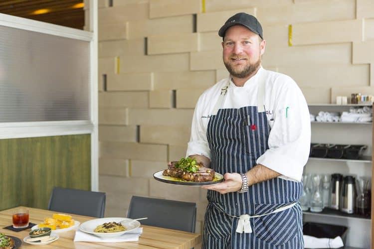 Chef Andrew Curren