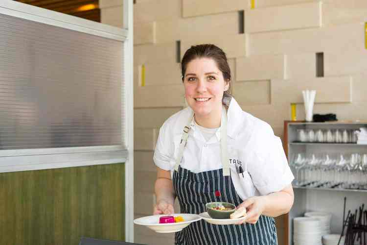 Pastry Chef Mary Catherine Curren