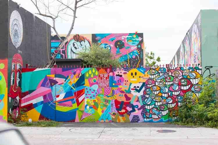 The Wynwood Walls - Graffiti Art 6