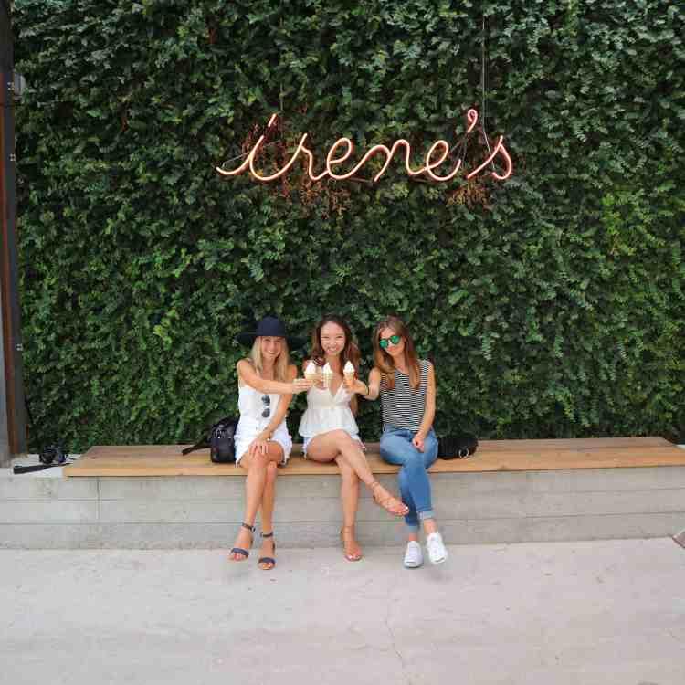 Irene's
