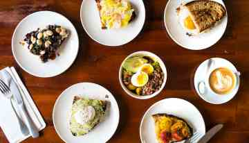 Austin's Favorite Coffee Shop Launches Breakfast & Lunch