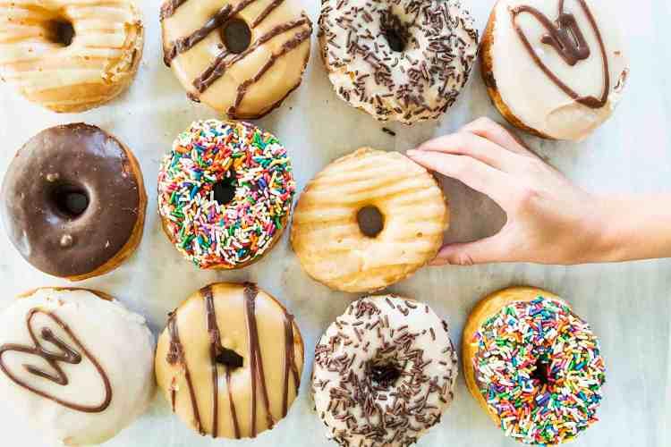 Wheatsville Donuts