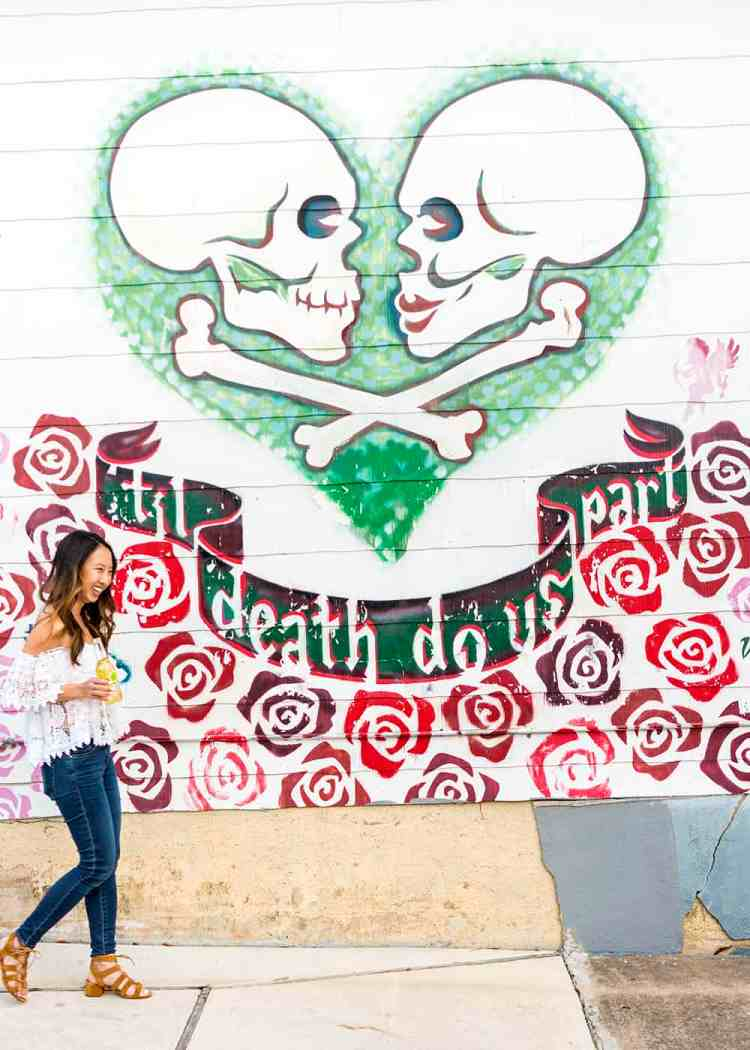 Til Death Do Us Part Mural