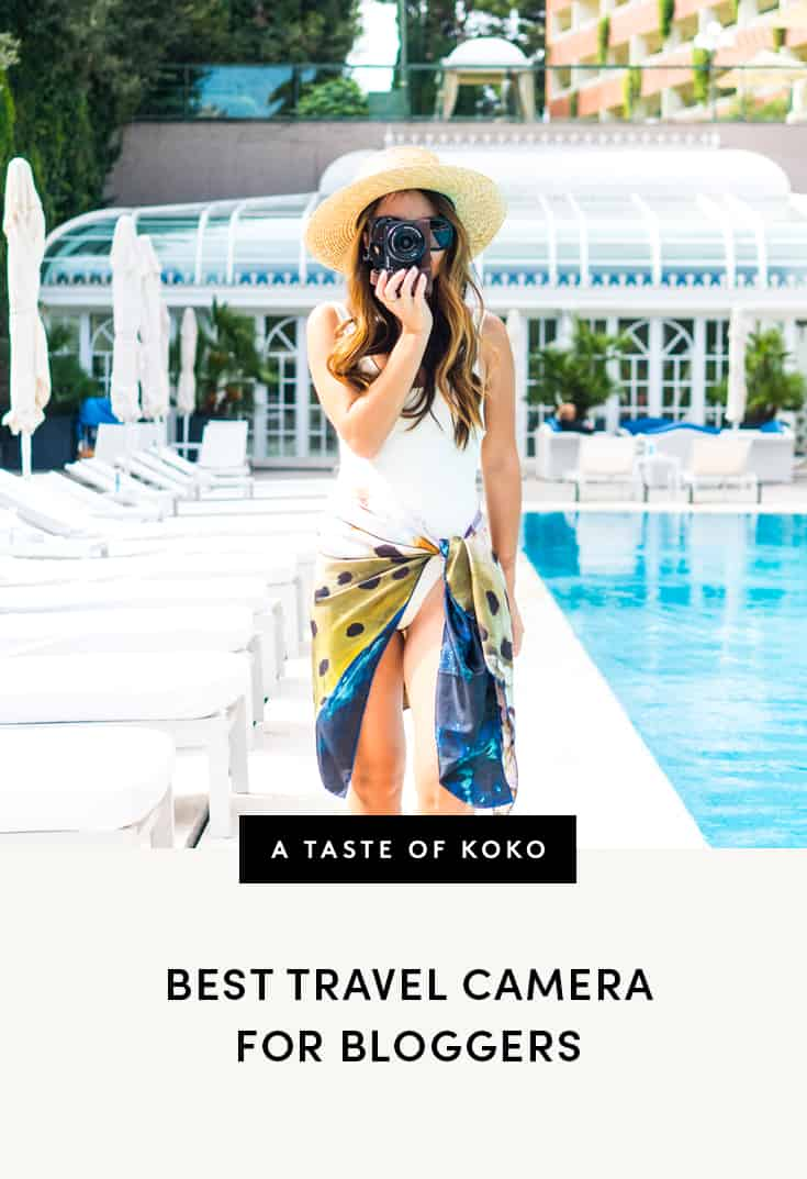 Best Travel Camera For Bloggers