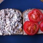 Pesto Tuna Salad Sandwich
