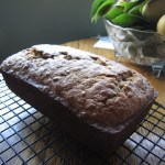 Maple Oatmeal Banana Bread