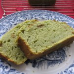 Matcha Yogurt Loaf