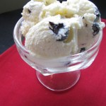 Blueberry Pudding Ice Cream