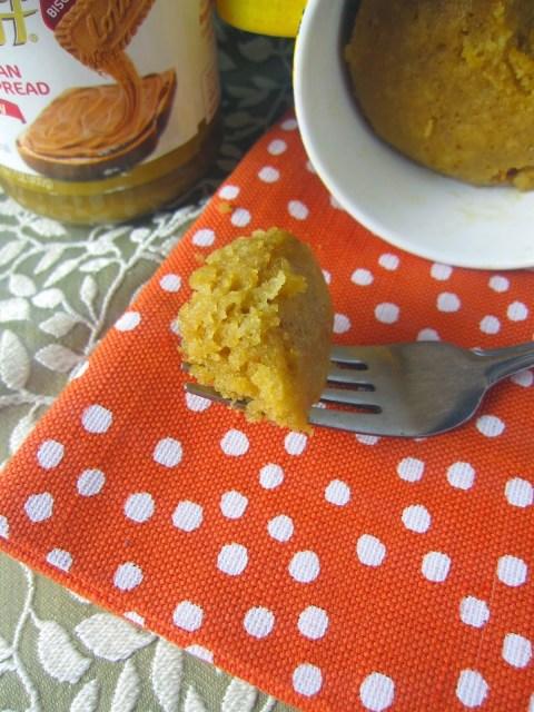 Biscoff Mug Cake