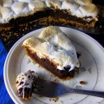 Smores Brownie Pie