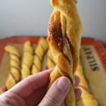 Easy Cinnamon Twists