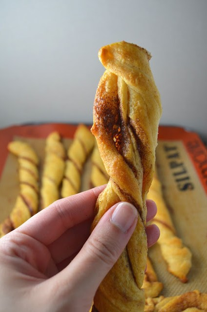 Easy Cinnamon Twists Recipe