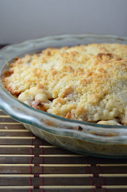 Brie and Apple Pie Recipe