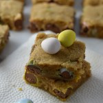 Mini Egg Blondies Recipe