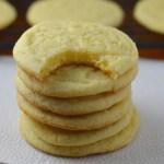 Egg yolk cookies recipe