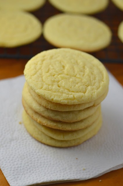 Egg Yolk Cookies Recipe