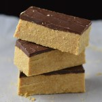 Peanut Butter and Chocolate Protein Bars