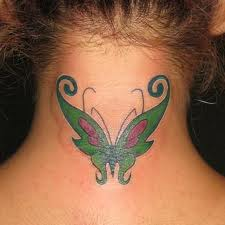 here you can see a big buteful butterfly with green wings bigg and cool, it is simple but still spectaculatr it reminds me of a fery tails