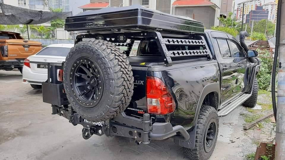 ford ranger t6 t7 t8 raptor roll bar