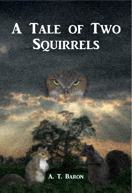 A Tale of Two Squirrels – Vera's Book Reviews and Stuff