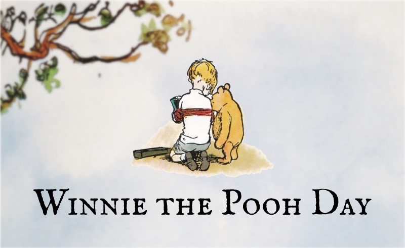 Winnie the Pooh Day – Not a Bother