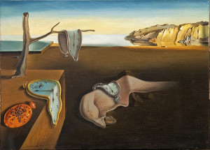 Persistance of Memory -Salvador Dali