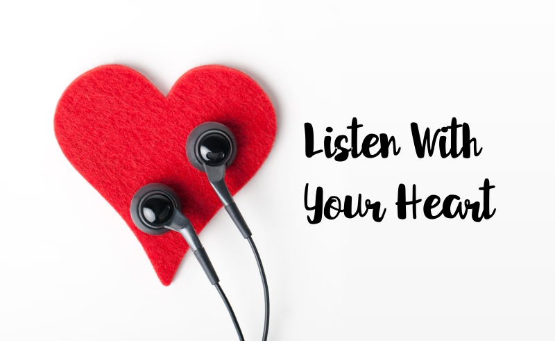 Fortune Cookie Friday: Listen With Your Heart