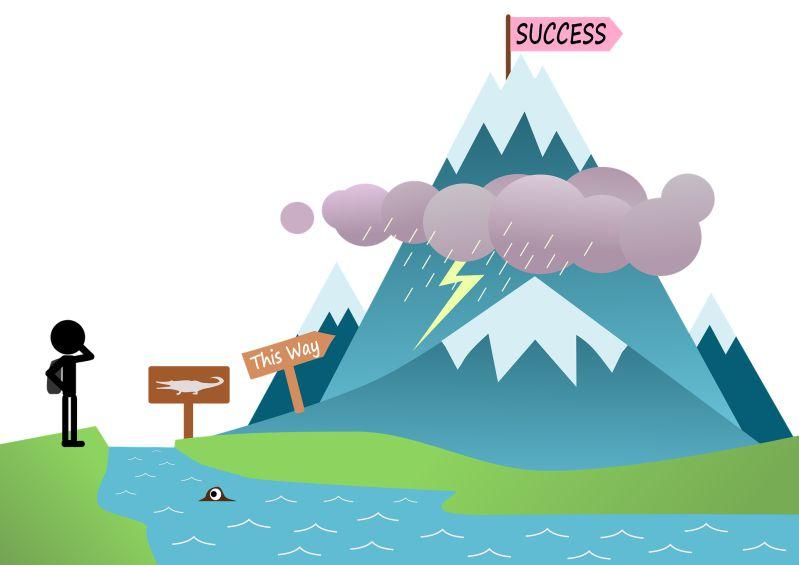 Fortune Cookie Friday: Achievement Through Adversity